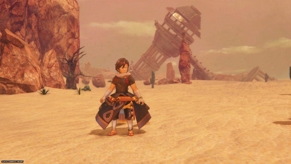 Novas imagens de Arc of Alchemist, exclusivo de PS4; confira 5
