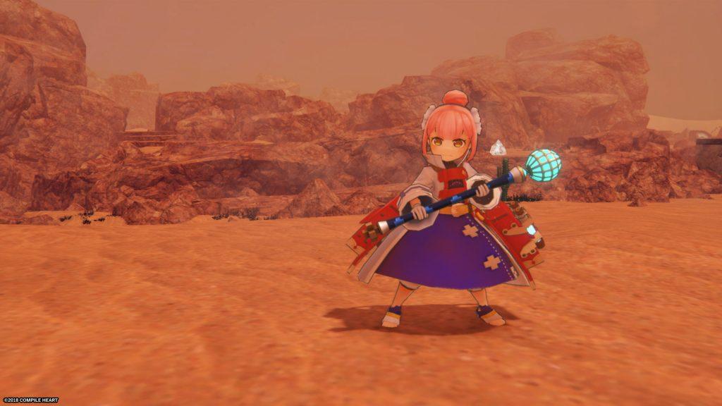 Novas imagens de Arc of Alchemist, exclusivo de PS4; confira 7