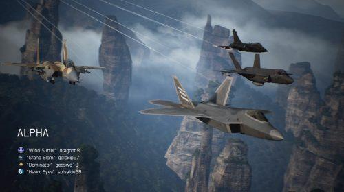 Ace Combat 7: Battle Royale e Team Deatmatch serão modos online; confira