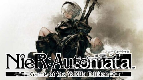 Square Enix anuncia NieR: Automata Game of the YoRHa Edition