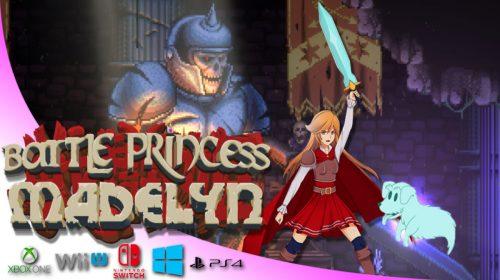 Battle Princess Madelyn é adiado (novamente) para próxima semana; veja
