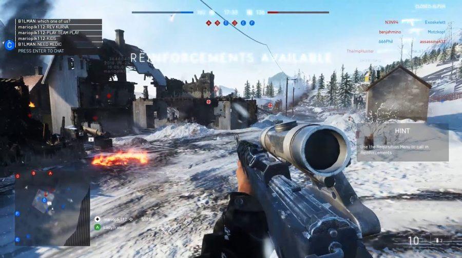 DICE reverte atualização de Battlefield V que aumentava o TTK