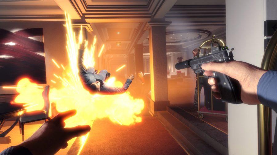 Blood & Truth é AAA para VR e sai em 2019, diz diretor de design
