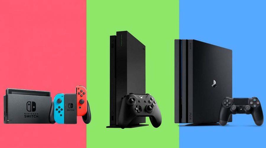 Queda na indústria de videogames evidencia fim da oitava geração