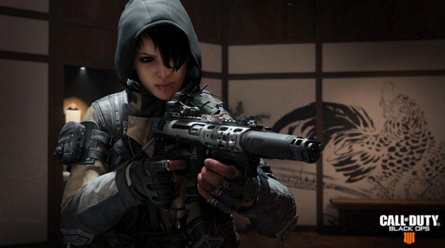 Call of Duty: Black Ops 4 recebe