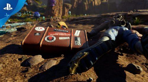Enigmático Journey to the Savage Planet é anunciado para PS4 no TGA