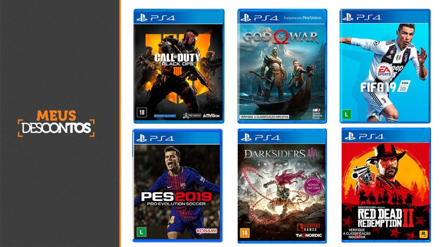 Como comprar jogos e ainda receber dinheiro de volta; Veja como!