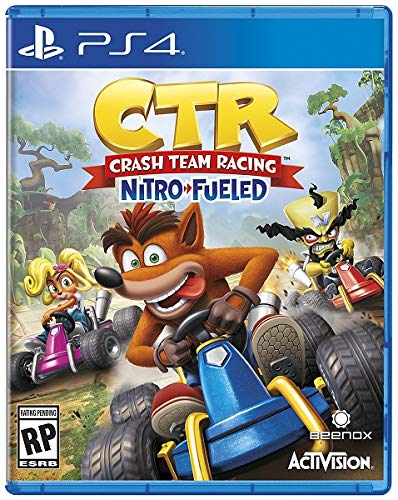 Crash Team Racing Nitro-Fueled_capa