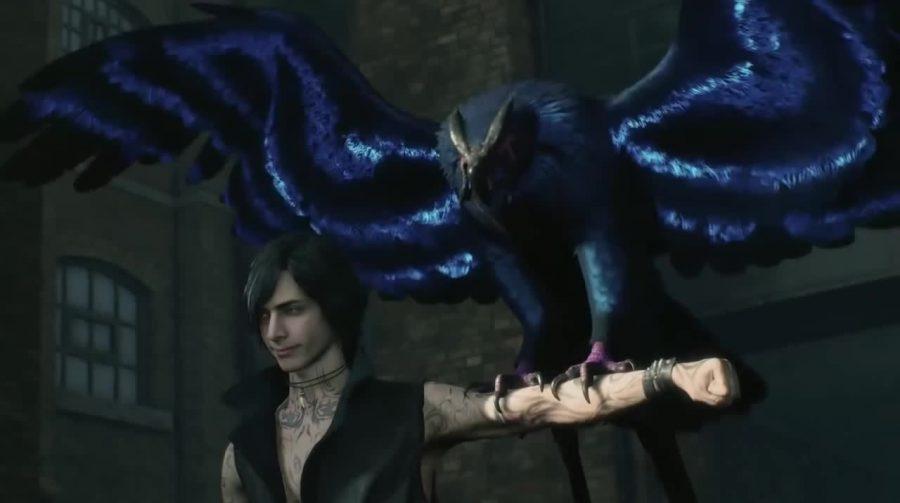 Novo gameplay de Devil May Cry 5 mostra habilidades de V; assista