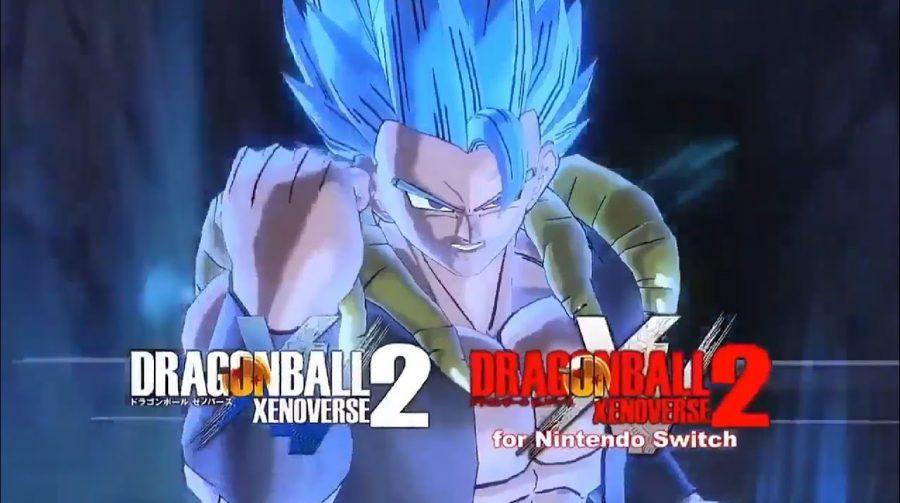 Gogeta SSGSS Blue será adicionado ao Dragon Ball Xenoverse 2