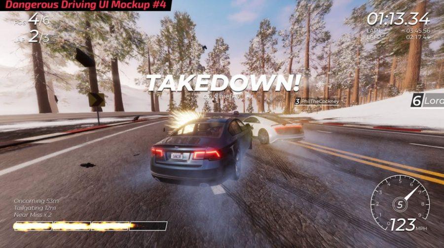 Dangerous Driving, 'sucessor de Burnout', recebe primeiro gameplay