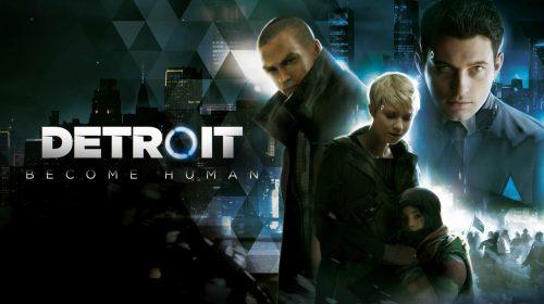 Detroit: Become Human atinge marca de 2 milhões de unidades vendidas