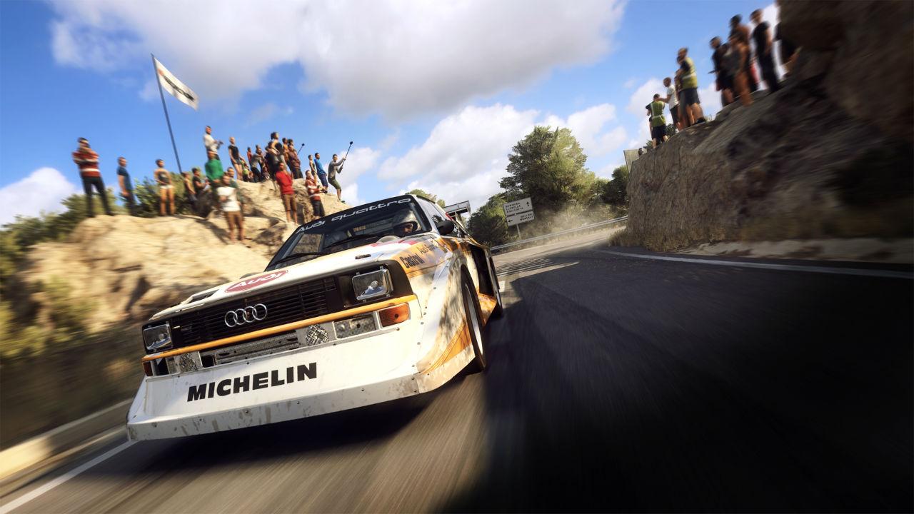 Levantou poeira! DiRT Rally 2.0: vídeo mostra diferentes carros em eras 1