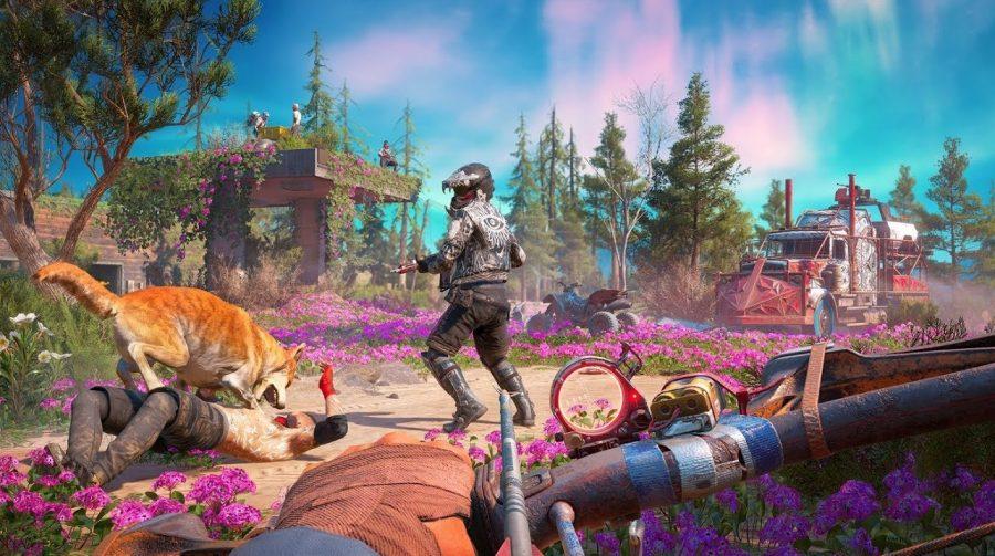 #AnoNovoJogoNovo: Far Cry: New Dawn, o pós-apocalipse chega à série da Ubisoft