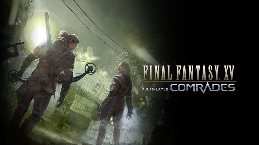 Square Enix lança Final Fantasy XV: Comrades como