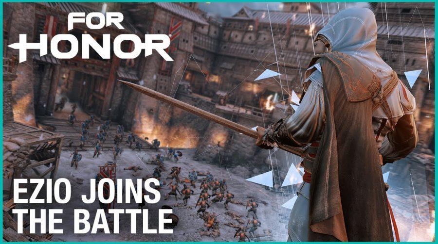 Ezio de Assassin's Creed aparece em evento especial de For Honor