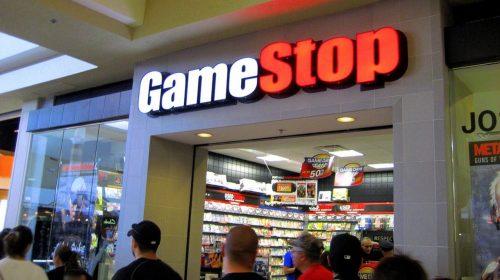 GameStop, maior varejista de jogos, registra perda de quase $ 500 milhões