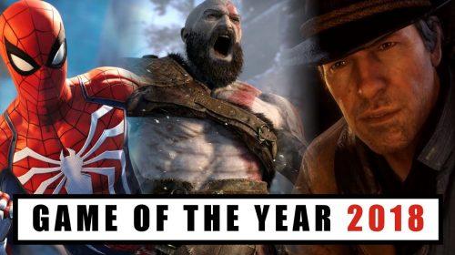 [VOTE] Qual jogo merece ganhar o prêmio de GOTY 2018?