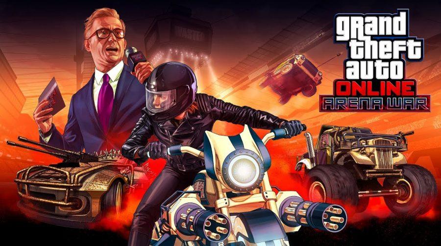 GTA Online: Arena de Guerra adiciona modo estilo Mad Max; confira