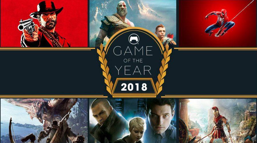 [VOTE] Quais foram os melhores jogos de 2018?