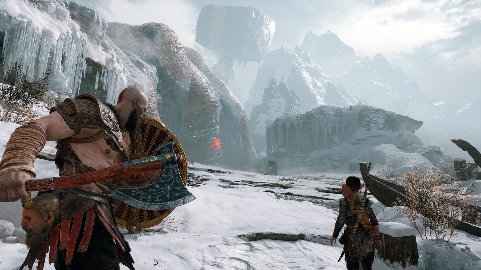 GOTY of War: como Cory Barlog fez Kratos ganhar o jogo do ano de 2018 5