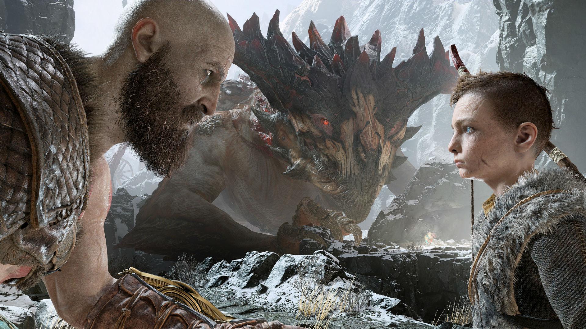 GOTY of War: como Cory Barlog fez Kratos ganhar o jogo do ano de 2018 4