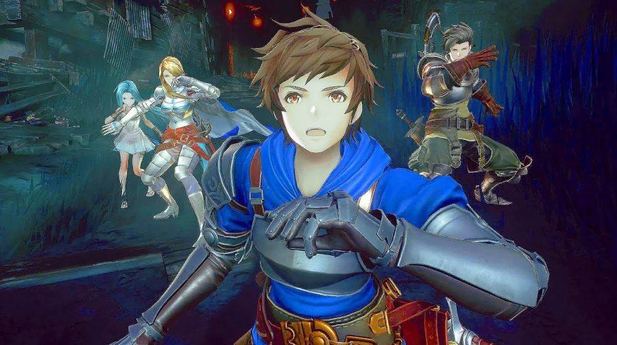 GranBlue Fantasy: ReLink, da PlatinumGames, brilha em gameplay; veja