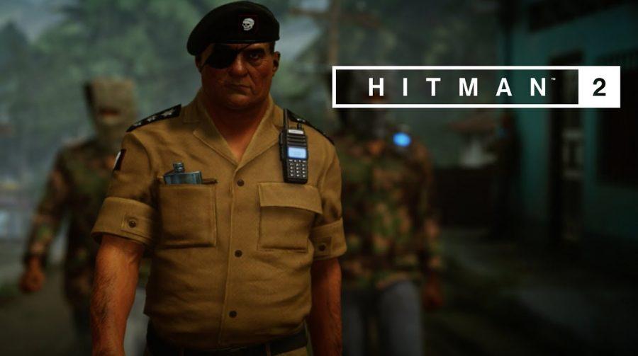Novo alvo Elusivo em HITMAN 2, The Revolutionary, já disponível