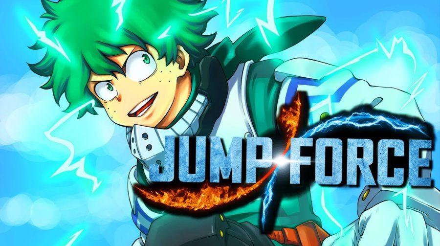 Jump Force: jogo terá personagem de My Hero Academia; veja novo trailer