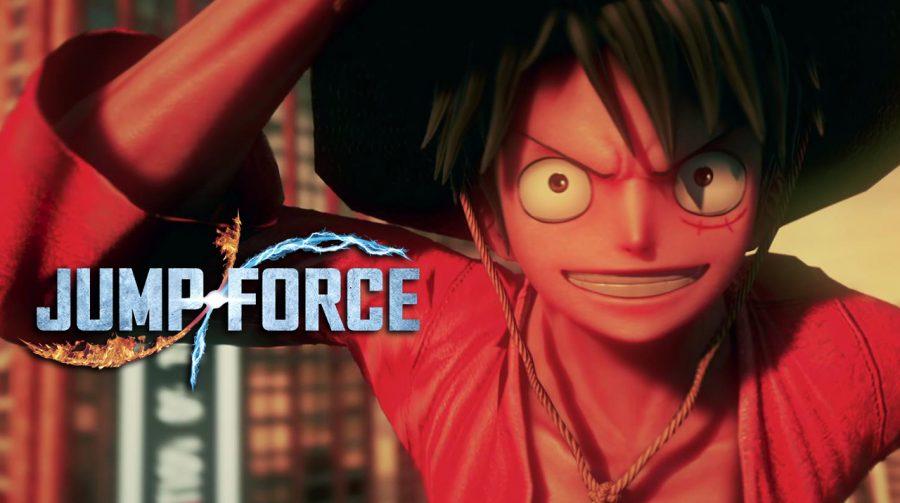 Mas já?! Primeiro DLC de Jump Force vai chegar em maio