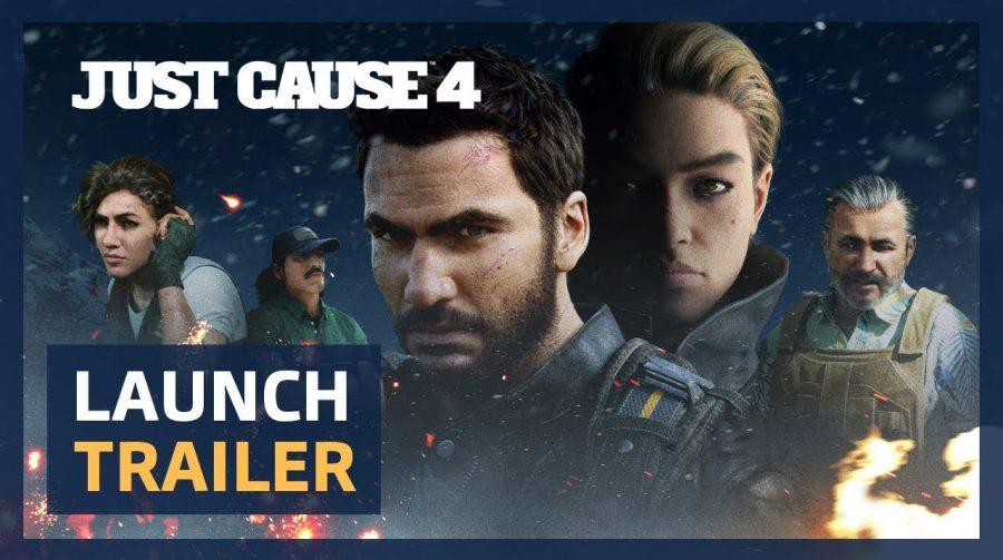 Just Cause 4: veja notas que o jogo vem recebendo; Trailer de lançamento