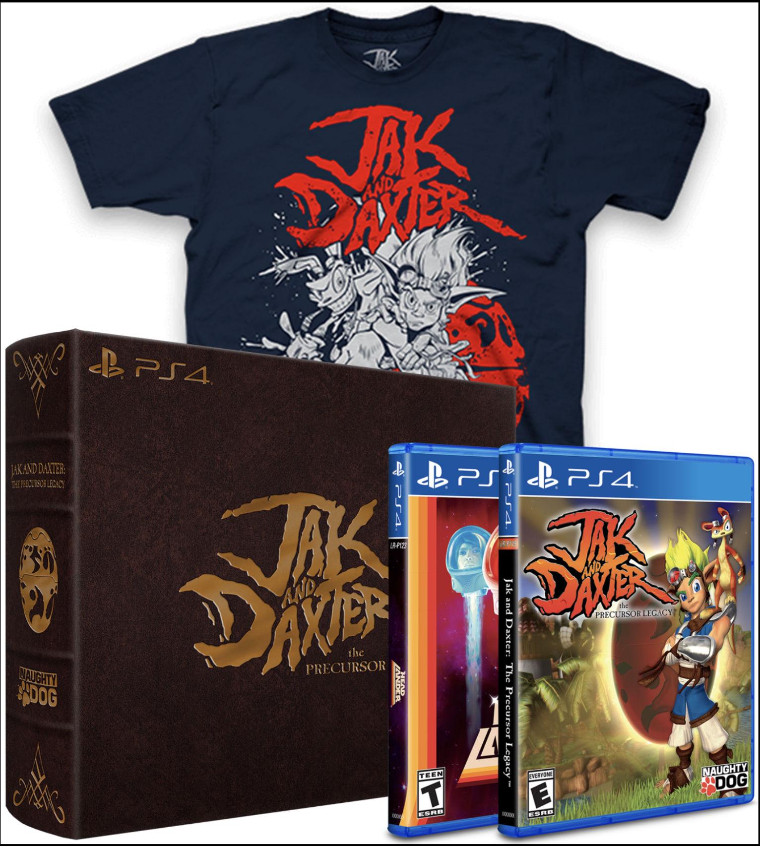 Jak and Daxter: The Precursor Legacy terá edições físicas limitadas; veja 2