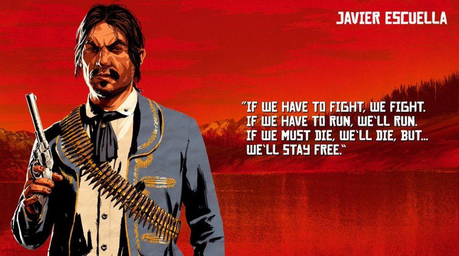 Atores de Red Dead Redemption 2 não sabiam em que projeto trabalhavam