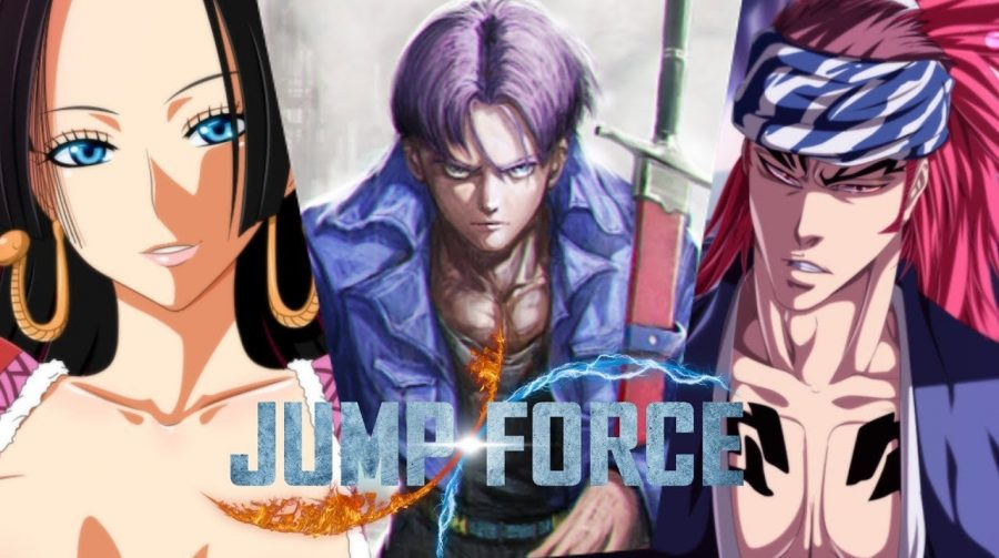 Boa Hancock, Trunks e Renji Abarai estarão em Jump Force