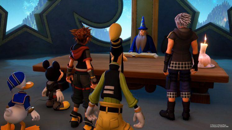 Kingdom Hearts 3: novas imagens mostram mais dos universos Disney 18
