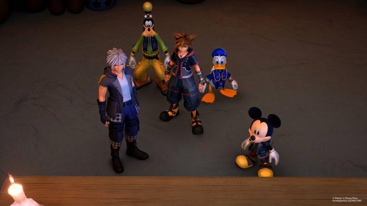 Kingdom Hearts 3: novas imagens mostram mais dos universos Disney 20