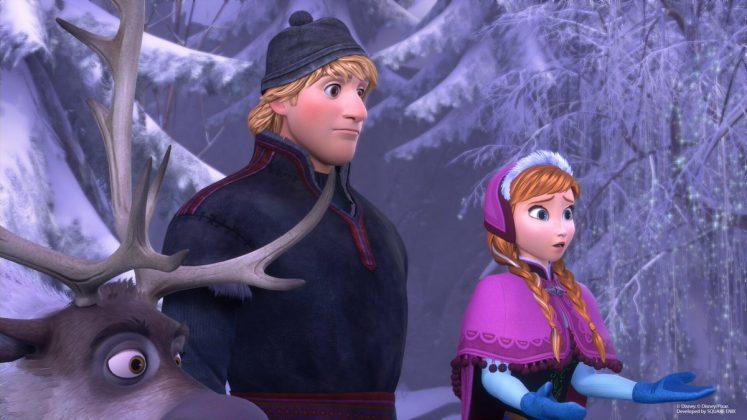 Kingdom Hearts 3: novas imagens mostram mais dos universos Disney 22
