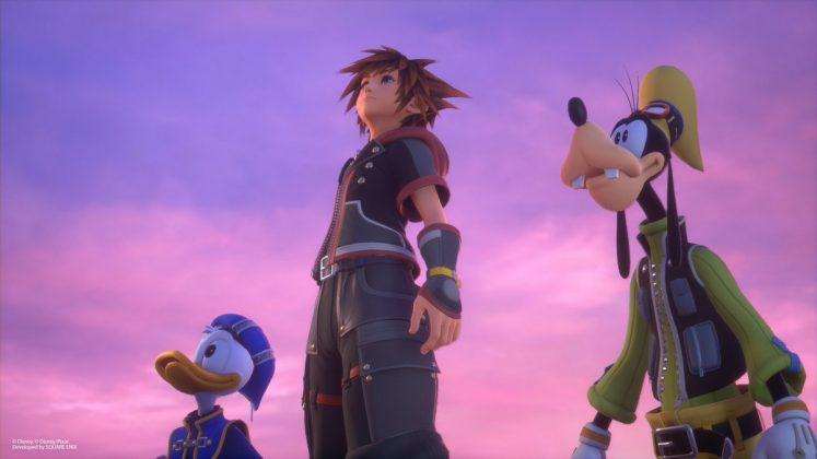 Kingdom Hearts 3: novas imagens mostram mais dos universos Disney 23