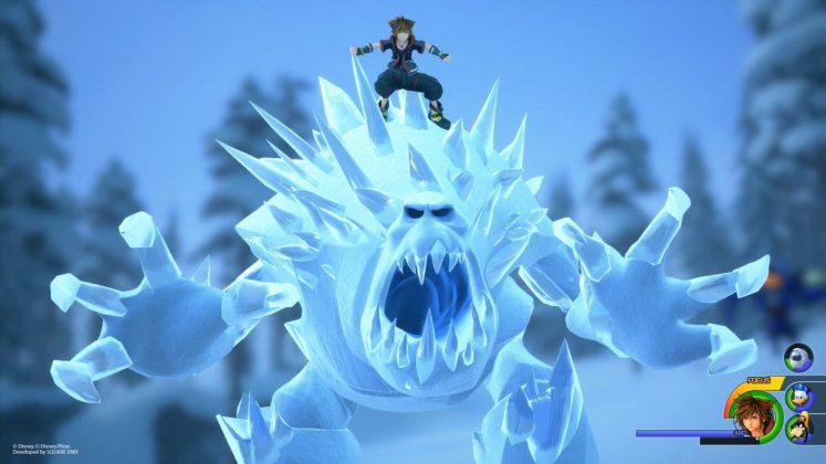 Kingdom Hearts 3: novas imagens mostram mais dos universos Disney 27