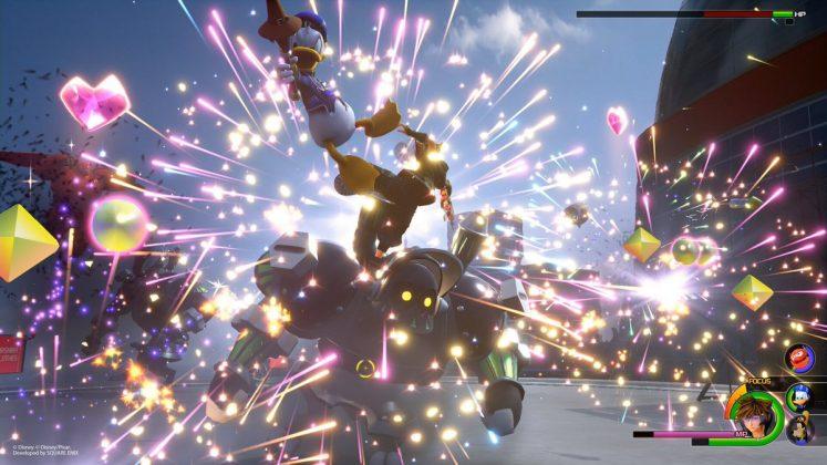 Kingdom Hearts 3: novas imagens mostram mais dos universos Disney 29
