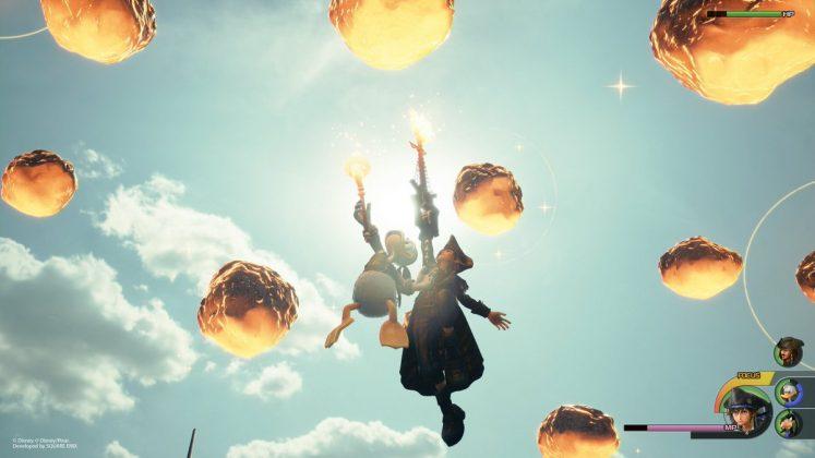 Kingdom Hearts 3: novas imagens mostram mais dos universos Disney 30