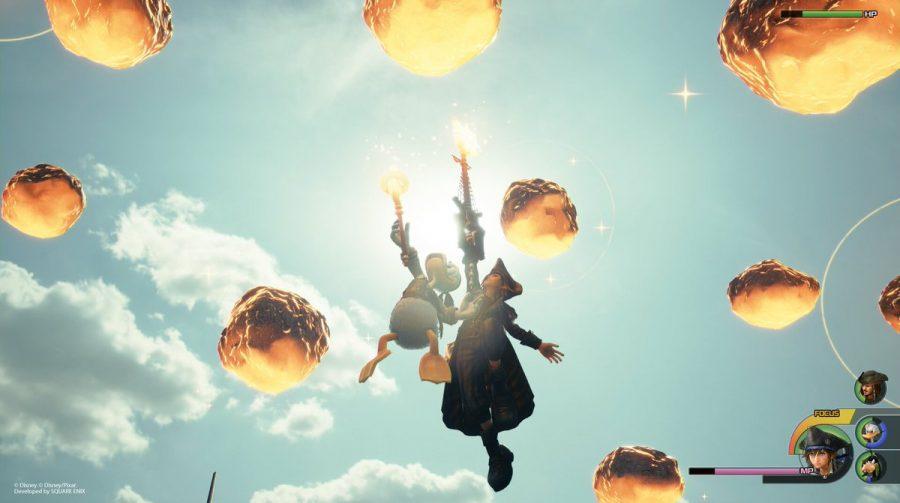 Kingdom Hearts 3: novas imagens mostram mais dos universos Disney
