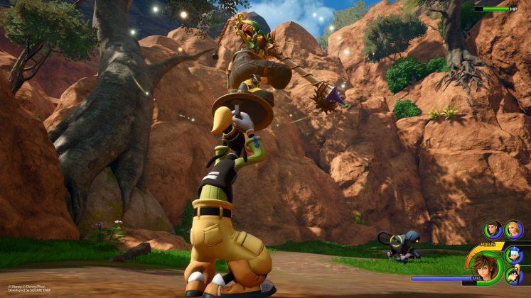 Kingdom Hearts 3: novas imagens mostram mais dos universos Disney 31