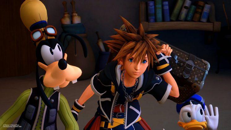 Kingdom Hearts 3: novas imagens mostram mais dos universos Disney 6