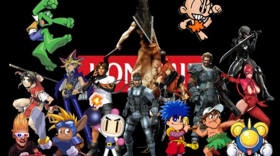 Konami planeja