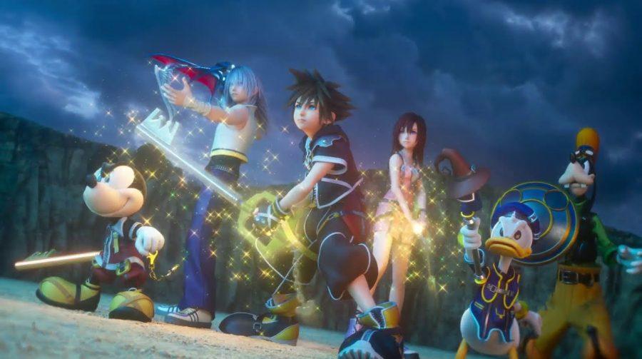Kingdom Hearts 3 vai ocupar 40 GB no HD do PS4; saiba mais
