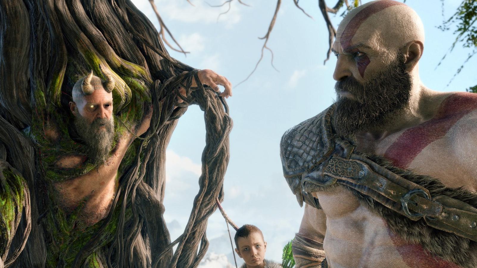 GOTY of War: como Cory Barlog fez Kratos ganhar o jogo do ano de 2018 3