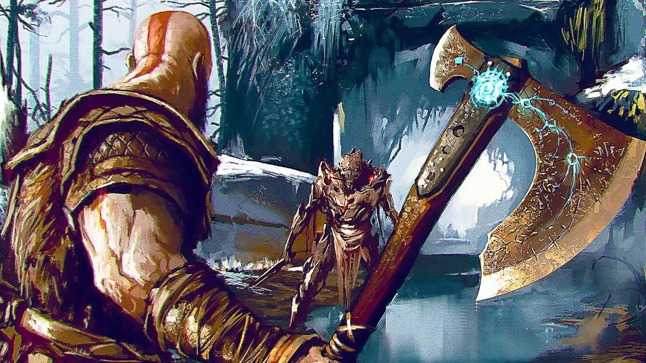 GOTY of War: como Cory Barlog fez Kratos ganhar o jogo do ano de 2018 2