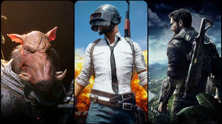 Lançamentos de Dezembro para PS4, PSVR e PS Vita