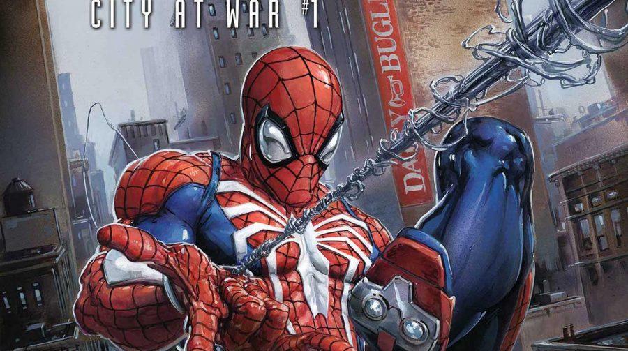 Marvel's Spider-Man do PS4 será adaptado para os quadrinhos em 2019